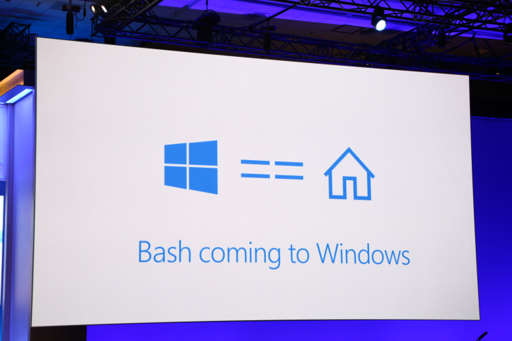 How to install native BASH on Windows 10 – Not a VM ;)
